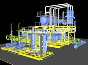 modular process engineering design