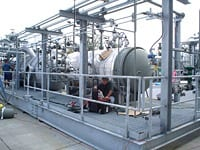 Industrial Modular Process System