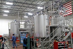 Process Mixing System