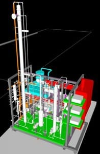 distillation system design