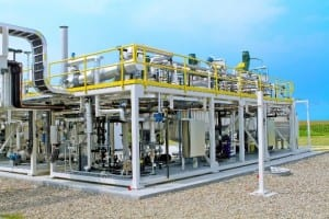 Demonstration Plant for Biopolymers
