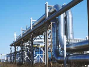 Industrial piping system images