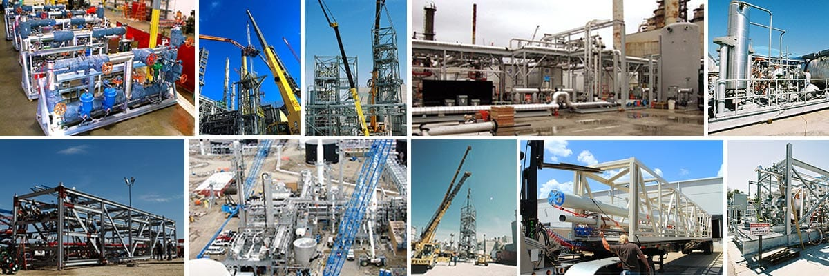 Petrochemical Plant Construction and Design | Our Design