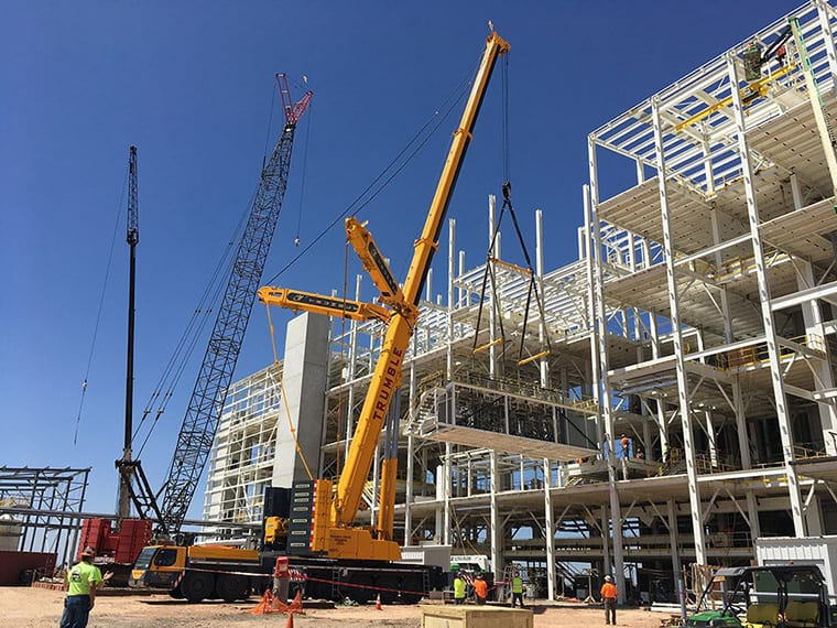 Chemical Plant Construction & Engineering