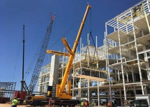 EPIC's engineers manage a modular plant construction project