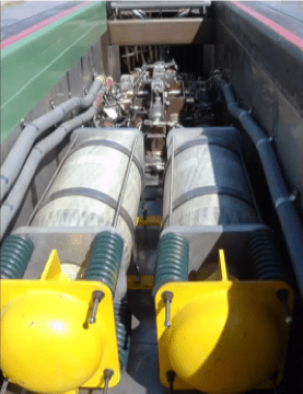 An EPIC-engineered high pressure pneumatic system