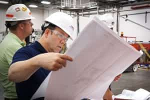 Process engineering consultants oversee modular fabrication of skids