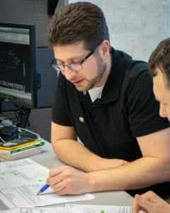 EPIC's engineers work in house with skilled craftsmen unlike other process engineering companies