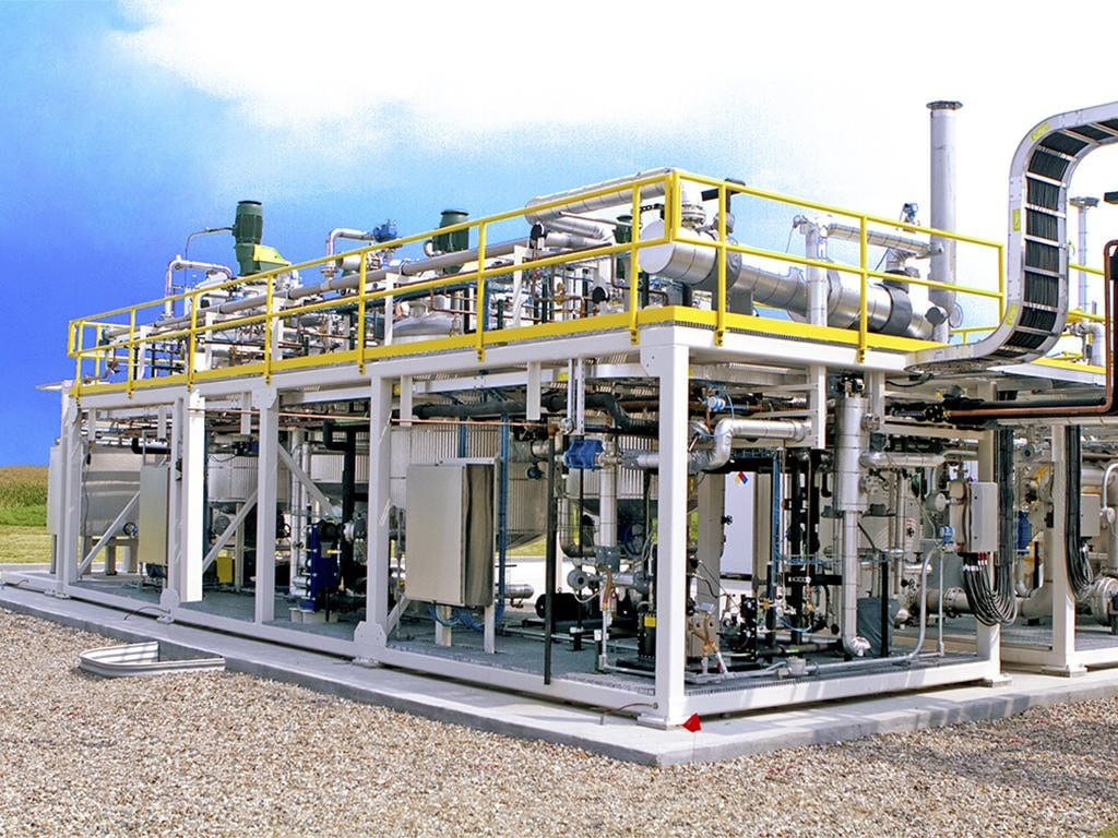 Pilot Plant for New Biochemical Products