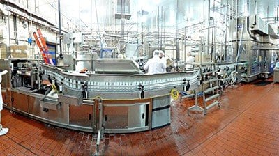 Manufacturing Automation Company designs controls for food plant